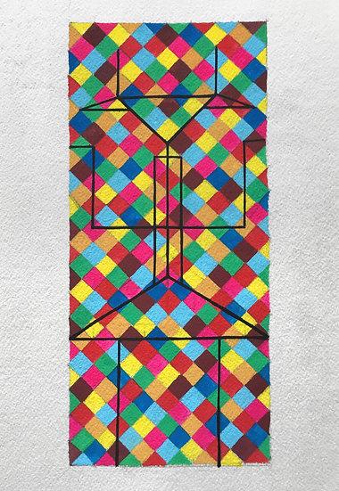 """Jill Levine - """"Mujere Colorida"""""""