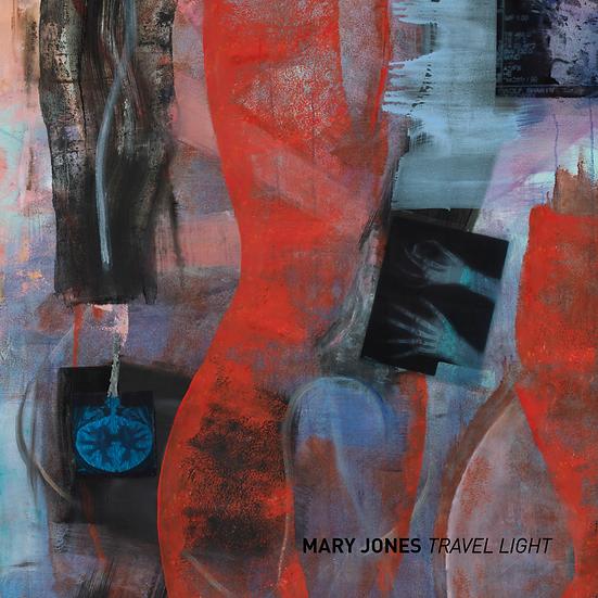 "Mary Jones - ""Travel Light"" exhibition catalog"