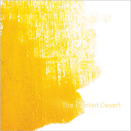 """""""The Painted Desert"""" exhibition catalog"""