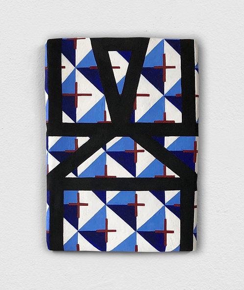 """Jill Levine - """"T Azules"""""""