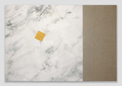 Kraft (White Marble)