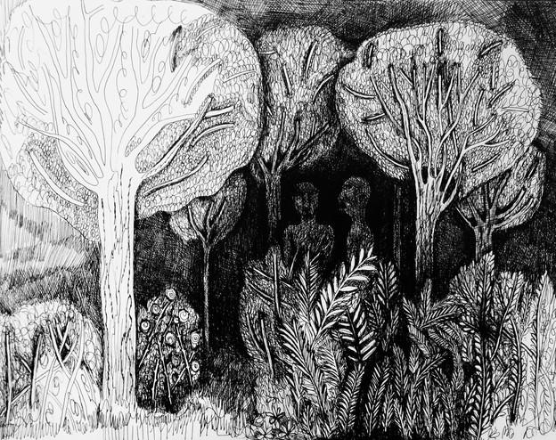 Garden Ghosts