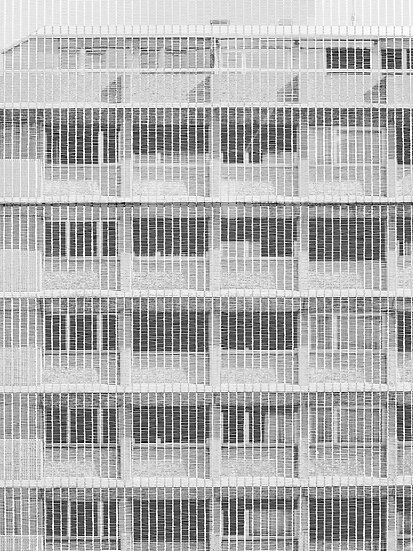 """Marisa Baumgartner - """"Visible City (Obstructions XI)"""""""