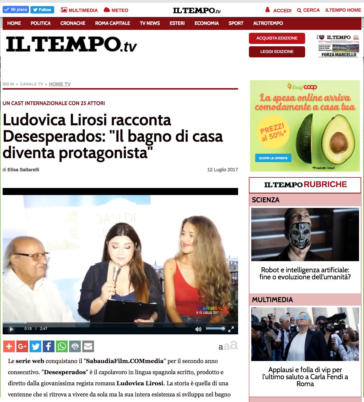 LUDOVICA LIROSI