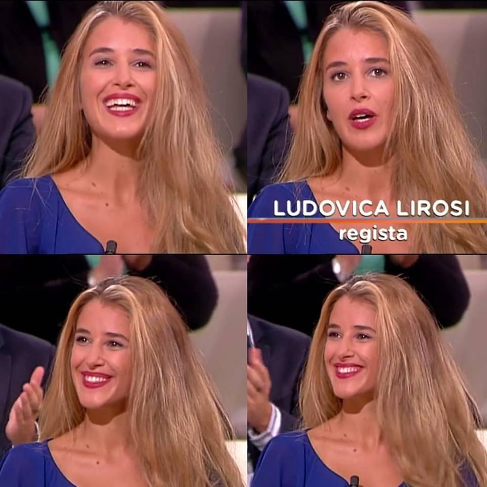 RETE 4 - LUDOVICA LIROSI