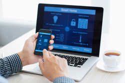 HOME AUTOMATION AT YOUR FINGERTIPS
