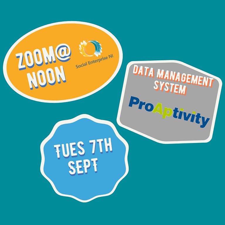 ProAptivity – Data Management Systems