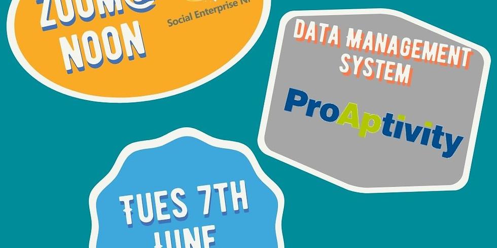 ProAptivity – Data Management Systems (1)