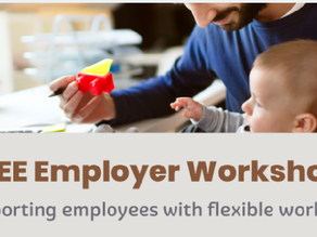 Employers For Childcare Flexible Working Workshop