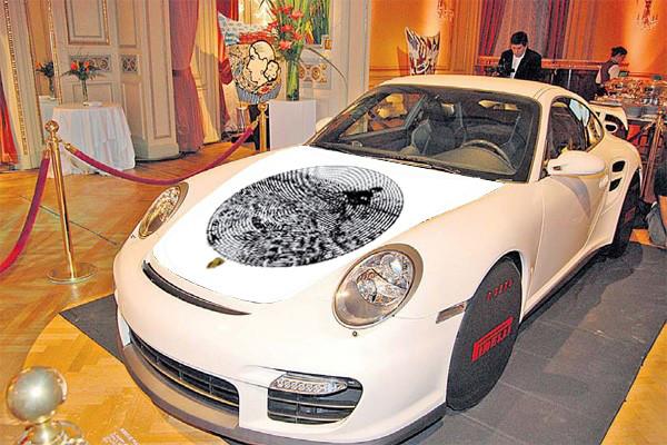 Museo Porsche Buenos Aires