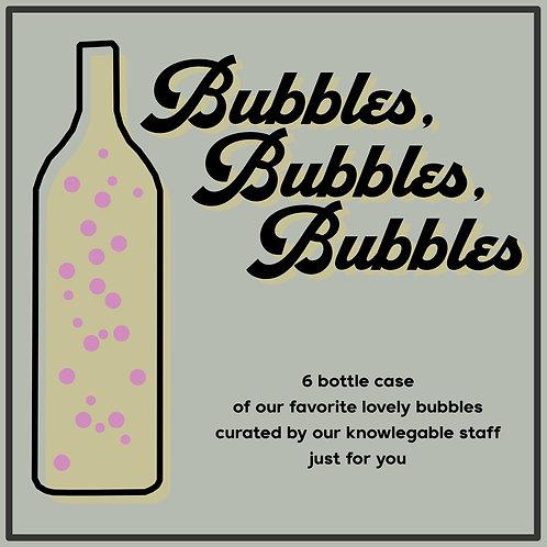 Bubbles, Bubbles, Bubbles