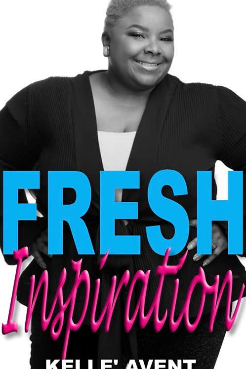Fresh Inspiration Volume 1 TRIPLE PACK
