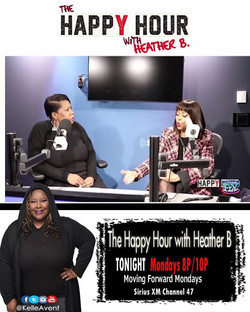 Moving Forward Mondays tonight at 8P & 10PM on _thehappyhourwhb Tune in _siriusxmfly Channel 47__#in