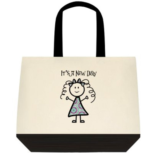 New Day tote