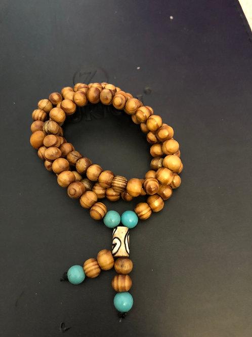 Boho -wooden beads