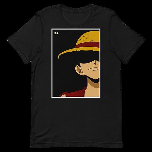 Luffy black T-Shirt