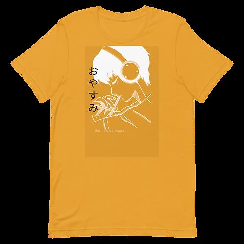 Ugh, those feels... Unisex T-Shirt
