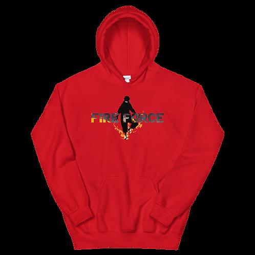 Shinra (Fire Force) Hoodie