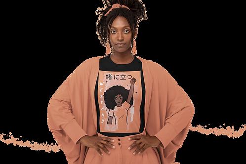Together We Stand #BlackLivesMatter Unisex T-Shirt