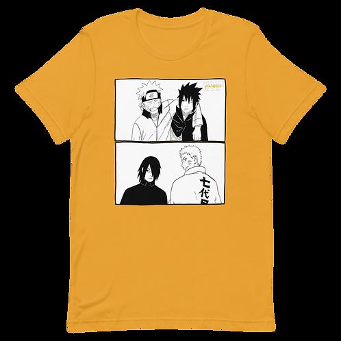 Naruto X Sasuke T-Shirt