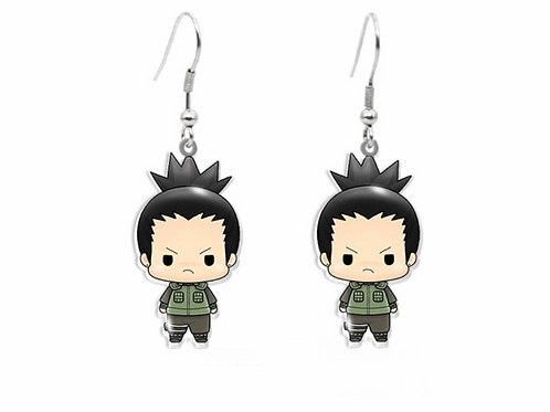 Shikamaru Chirebi Earrings