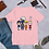 Thumbnail: Team 7 - Naruto Chirebi Unisex T-Shirt