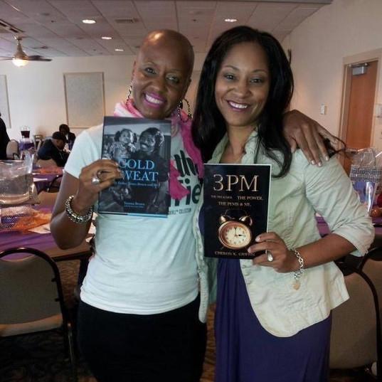 Dr. Yamma Brown , James Brown Daughter
