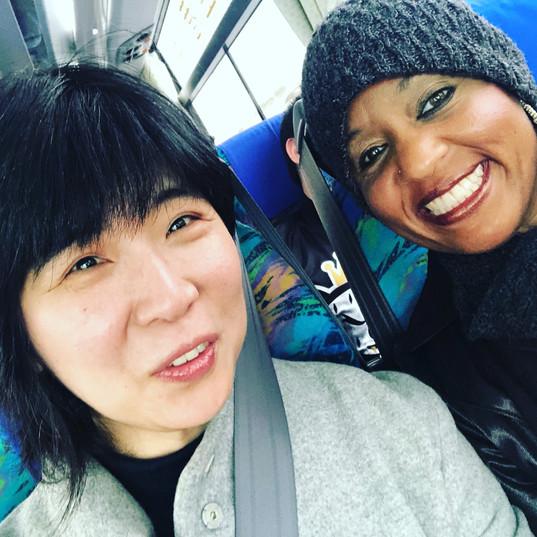 Fan in Japan