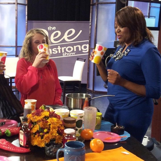 Dees Armstrong Show , NBC 38