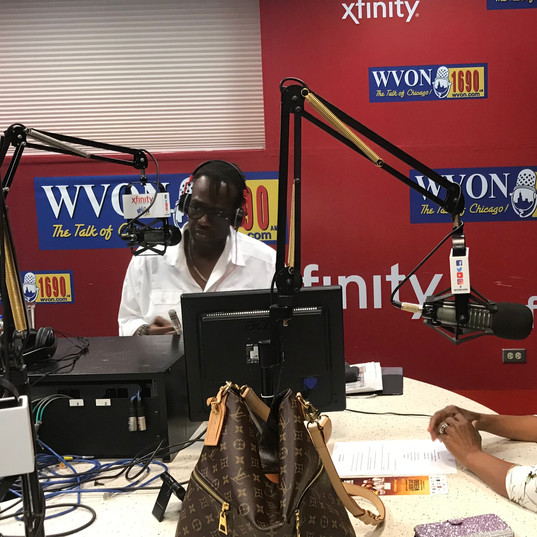 Interview with Chat Daddy Sims, WVON