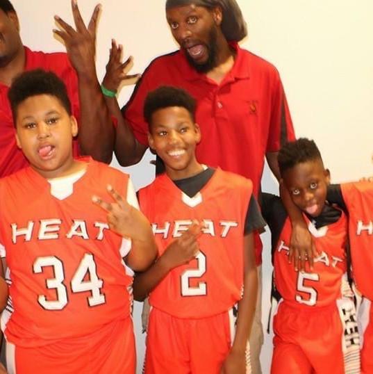 South Carolina Heat Youth Basketball