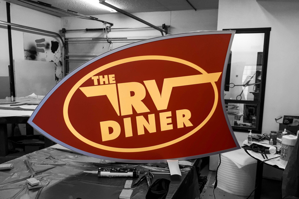The RV Diner