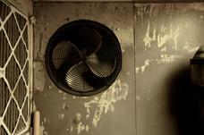 Sandblasting Fan