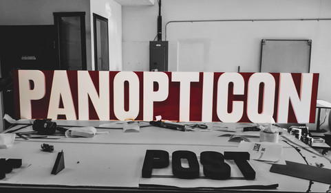 Panopticon Sign