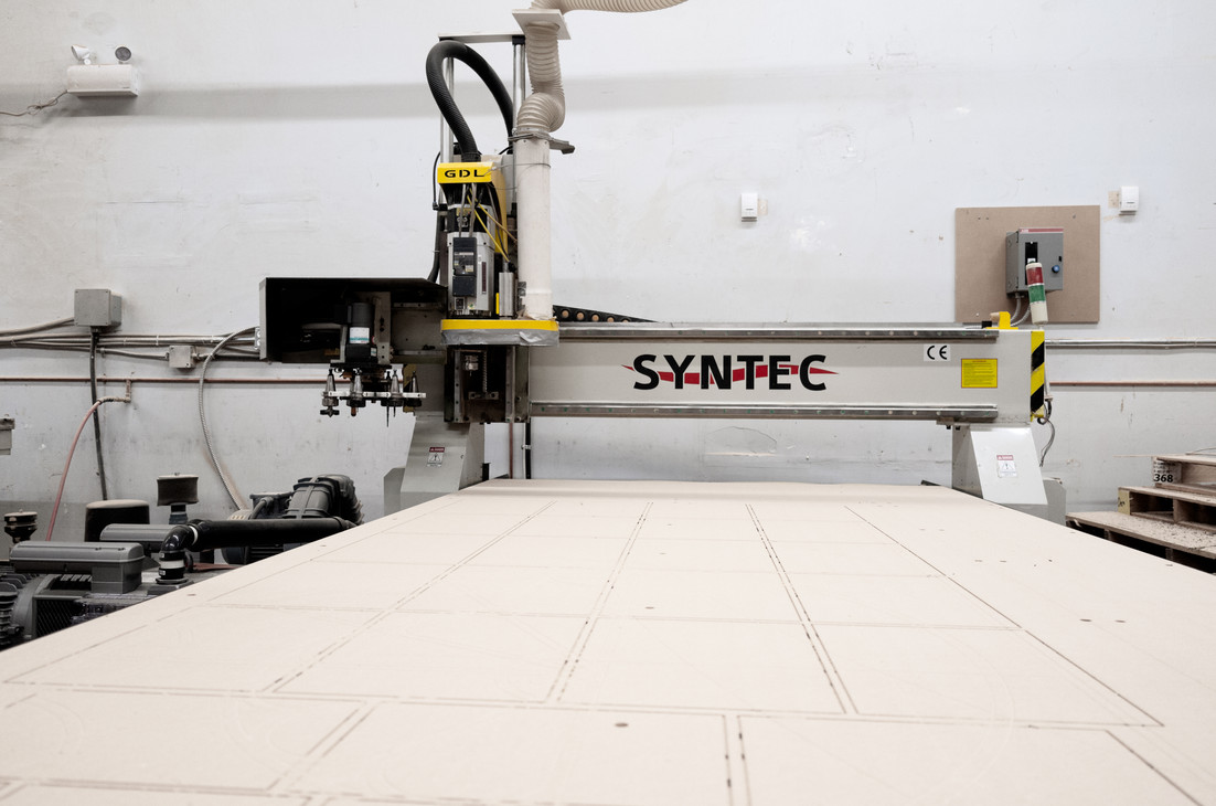 Syntec Router