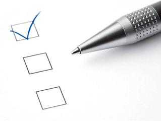 Your Resume Checklist