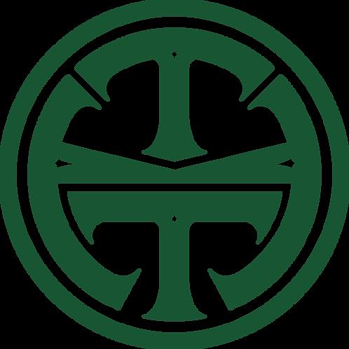 THT Logo Sticker 2 Pack
