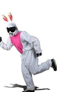 Costume de LAPIN + Formule 200 BILLES