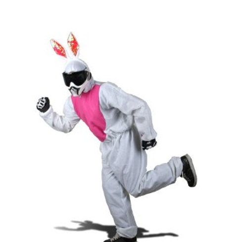 RABBIT costume + Formula 300 BALLS