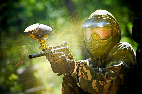 Paintball formule 500 billes