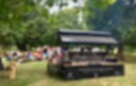 Restauration au parc aventure la gataudiere