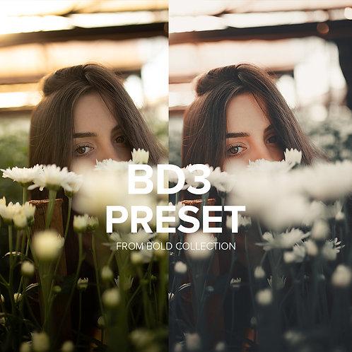 BD3 PRESET – $12USD