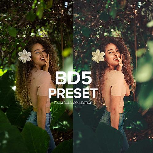 BD5 PRESET