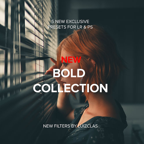BOLD COLLECTION – $20USD
