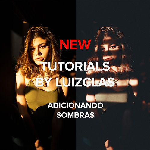 TUTORIALS BY LUIZCLAS: ADICIONANDO SOMBRAS – $10USD
