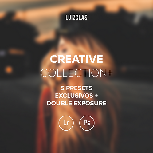 CREATIVE COLLECTION PLUS – U$40