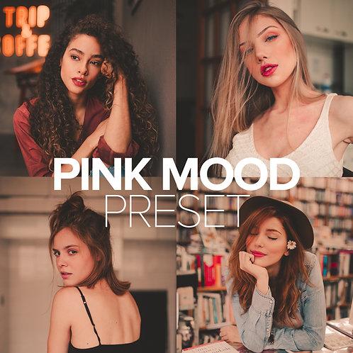PINK MOOD PRESET – $8USD