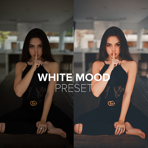 WHITE MOOD PRESET