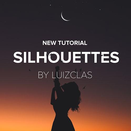 TUTORIALS BY LUIZCLAS: SILHOUETTES