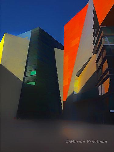Buildings Bold & Bright